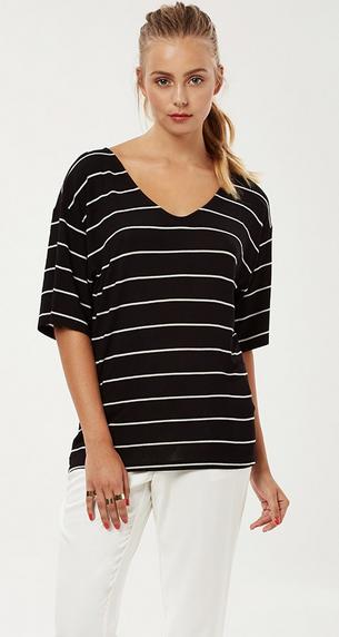 castro oversize футболка