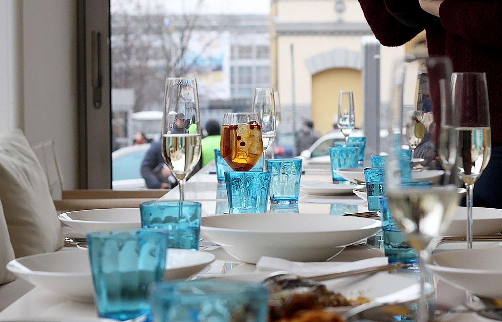 Ресторан REEF в Киеве - отзыв, впечатления, меню, цены