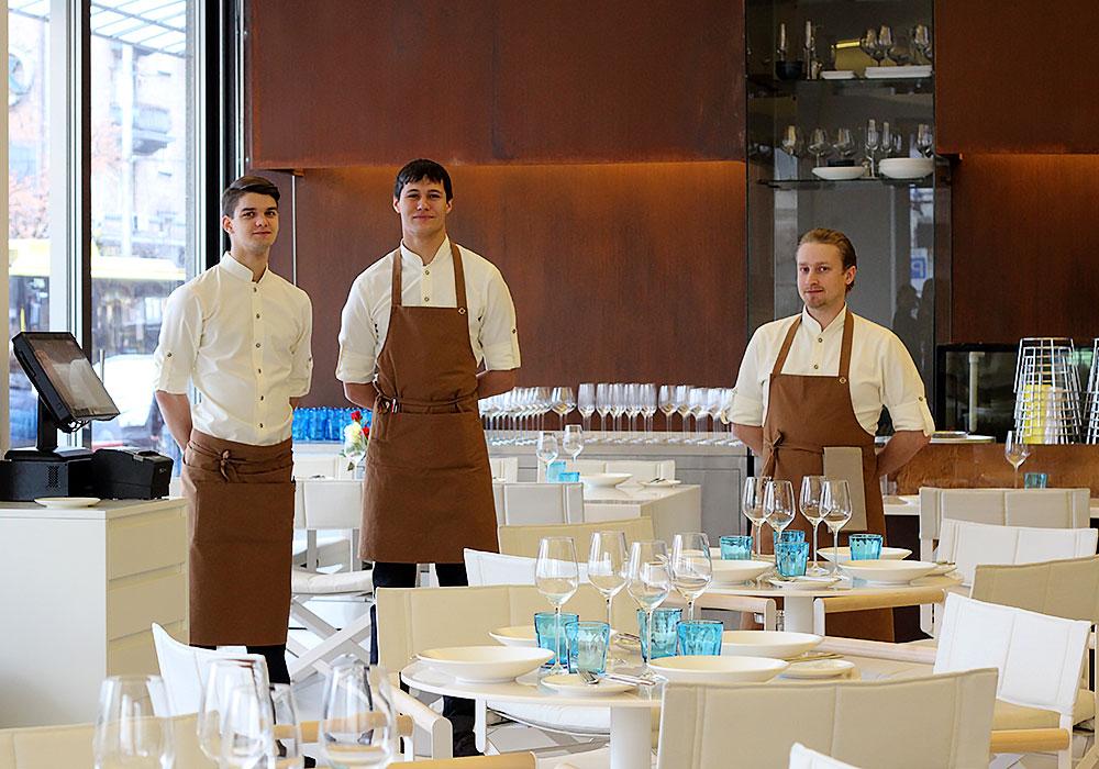 Ресторан REEF меню, цены, отзыв, впечатления