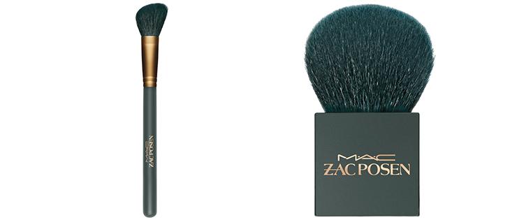 Кисти для макияжа mac zac posen
