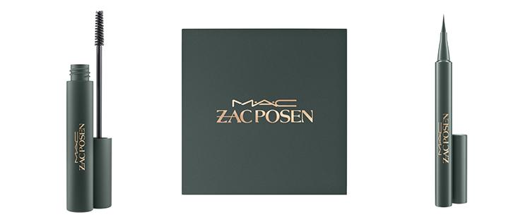 Палетка для лица MAC Zac Posen Powder Blus Duo, состоящая из бронзера матового нейтрального коричневого оттенка и перламутровых розово-коралловых румян. Ориентировочная цена — $29.