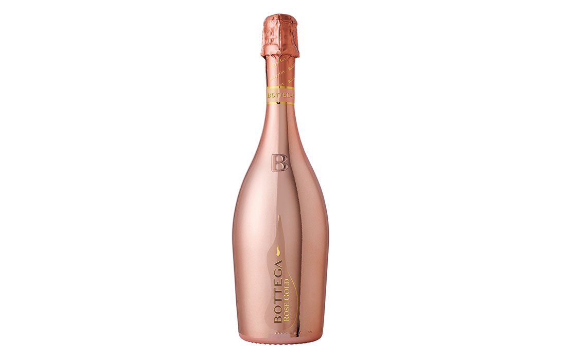 Prosecco Bottega Rose Gold / Просекко