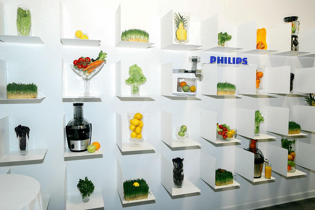 Шнековая соковыжималка Philips HR1895