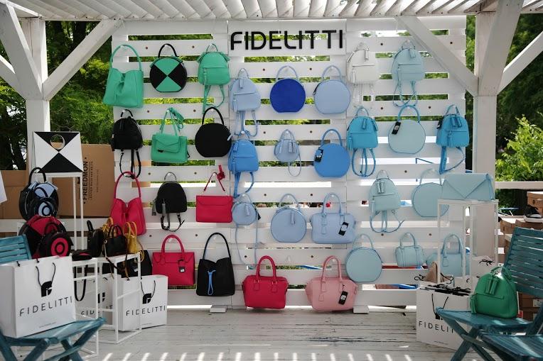 сумки Fidelitti