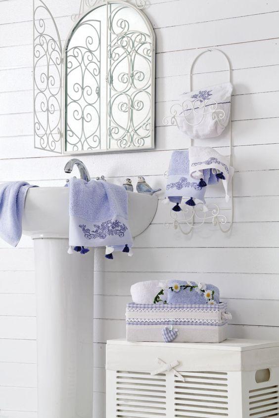 ENGLISH HOME ванная полотенца