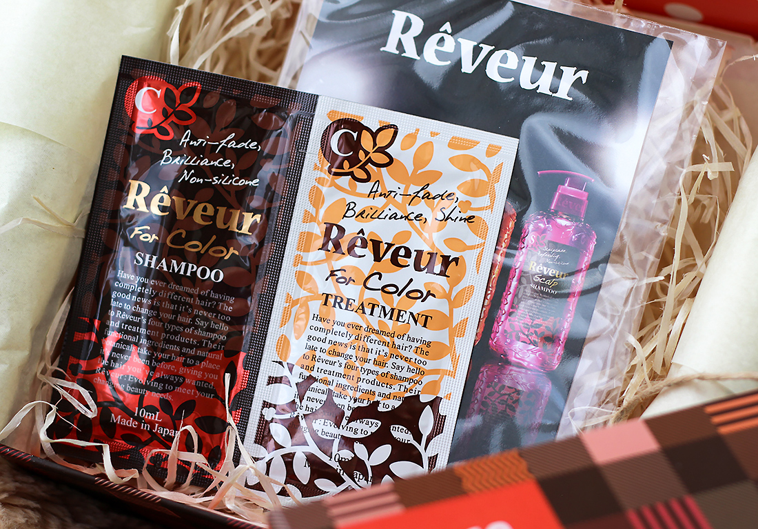Шампунь и кондиционер для окрашенных волос Reveur «For Color»