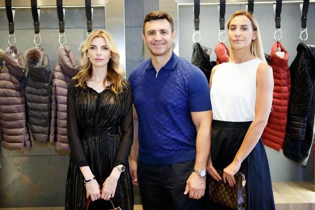 Открытие бутика Herno в Киеве