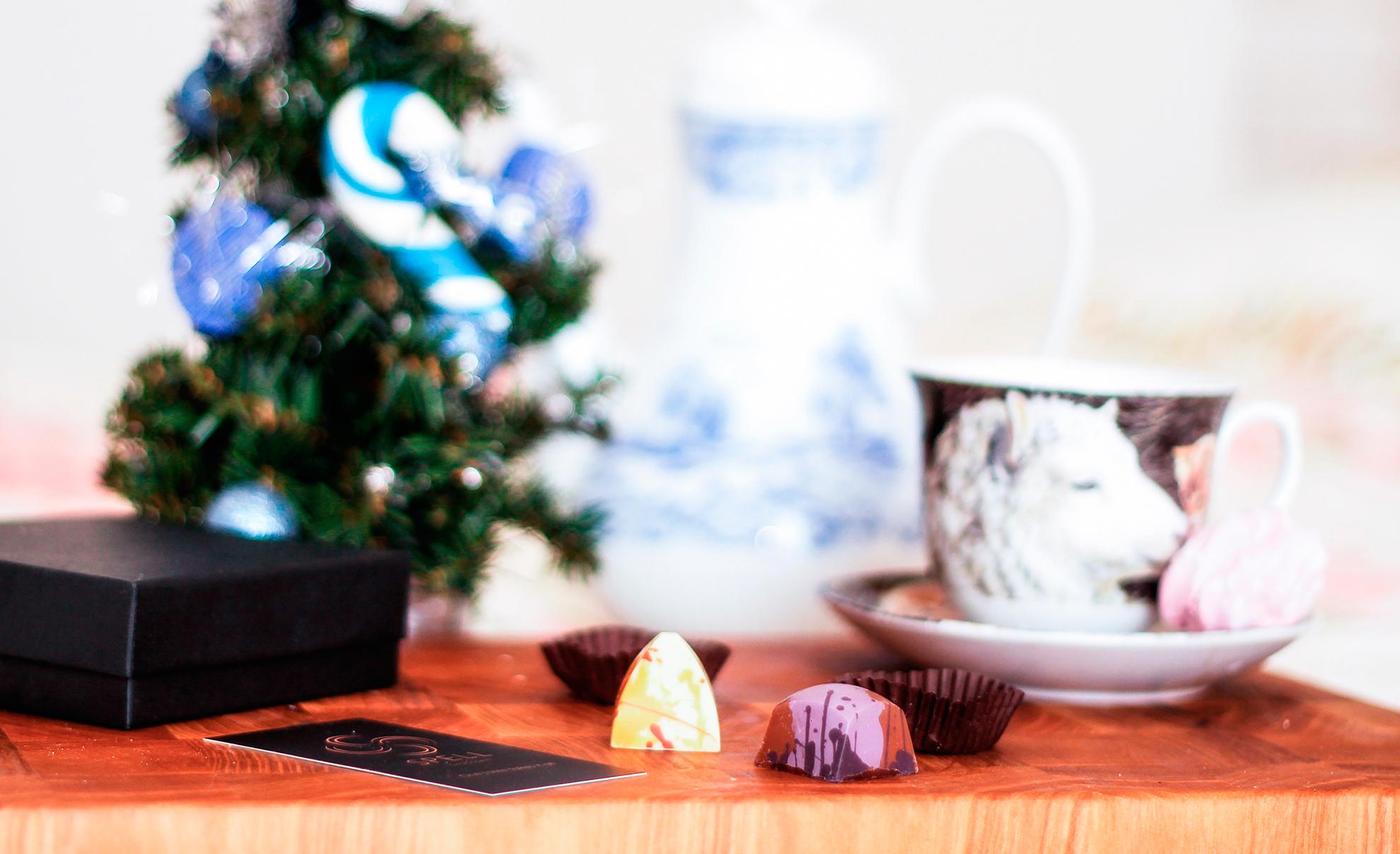 шоколадные конфеты spell