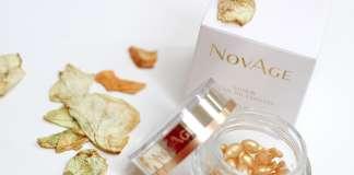 Восстанавливающие капсулы для лица NovAge Nutri6 с концентратом масел