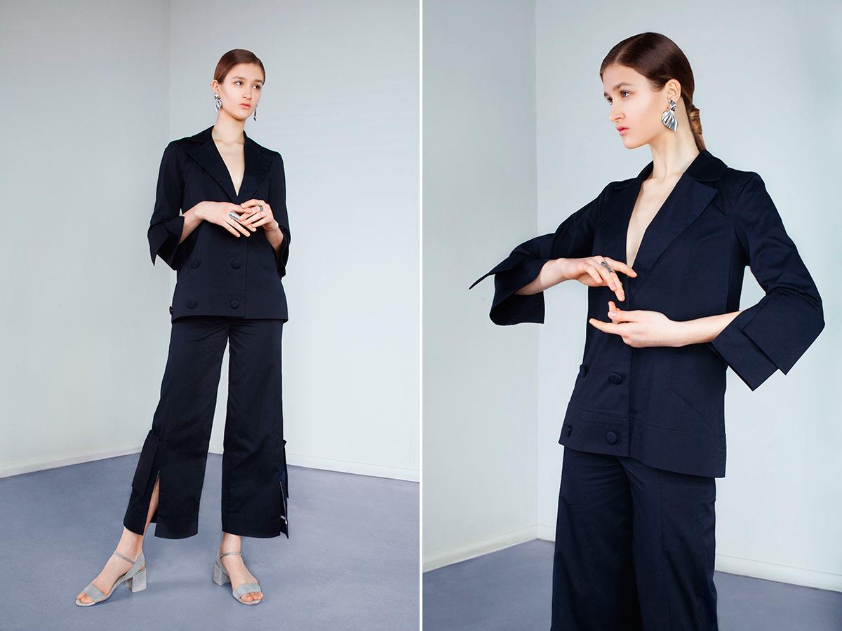новая коллекция You Can (F-W 17/18) от молодого бренда Nastasia KLIMT