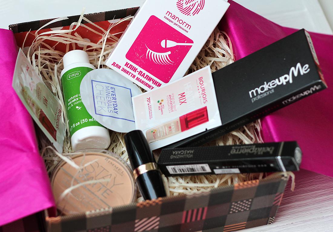 Лимитированный beauty boxSkinLiner2 от Sister's Box