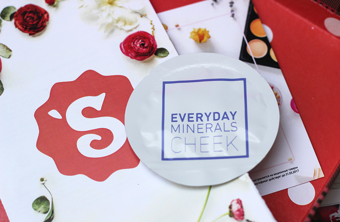 Румяна Everyday Minerals Cheek