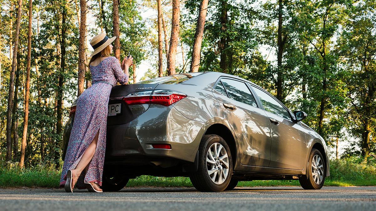 Toyota Corolla 2017 тест драйв