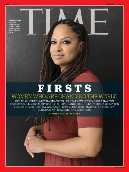 Как снимают на iPhone обложки для журнала Time