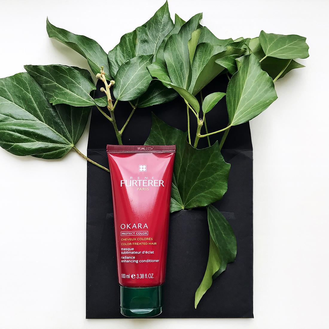 Маска для волос Защита цвета Rene Furterer Okara