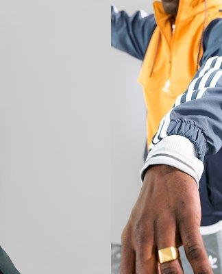 NOVA Tubular - новая коллекция одежды adidas Originals