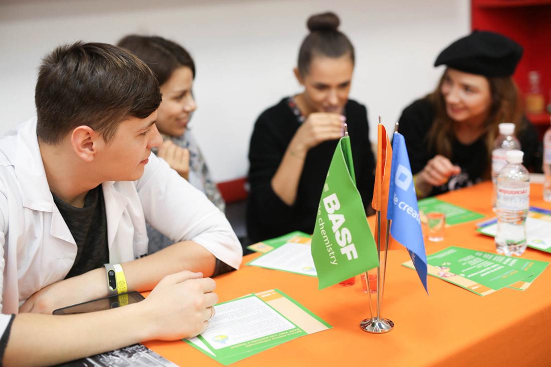 Детская химическая лаборатория BASFKids'Lab – теперь в Украине!