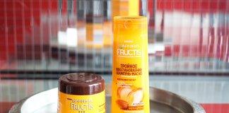 Масло-уход Garnier Fructis «Тройное восстановление»