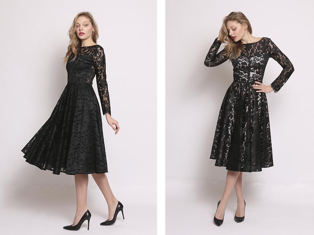 нарядные платья ROUSSIN