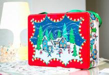 Подарок на рождество: LUSH SEASON'S GREETINGS