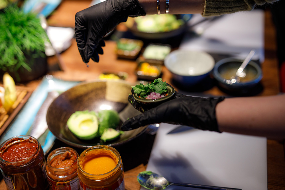 как приготовить гуакамоле рецепт