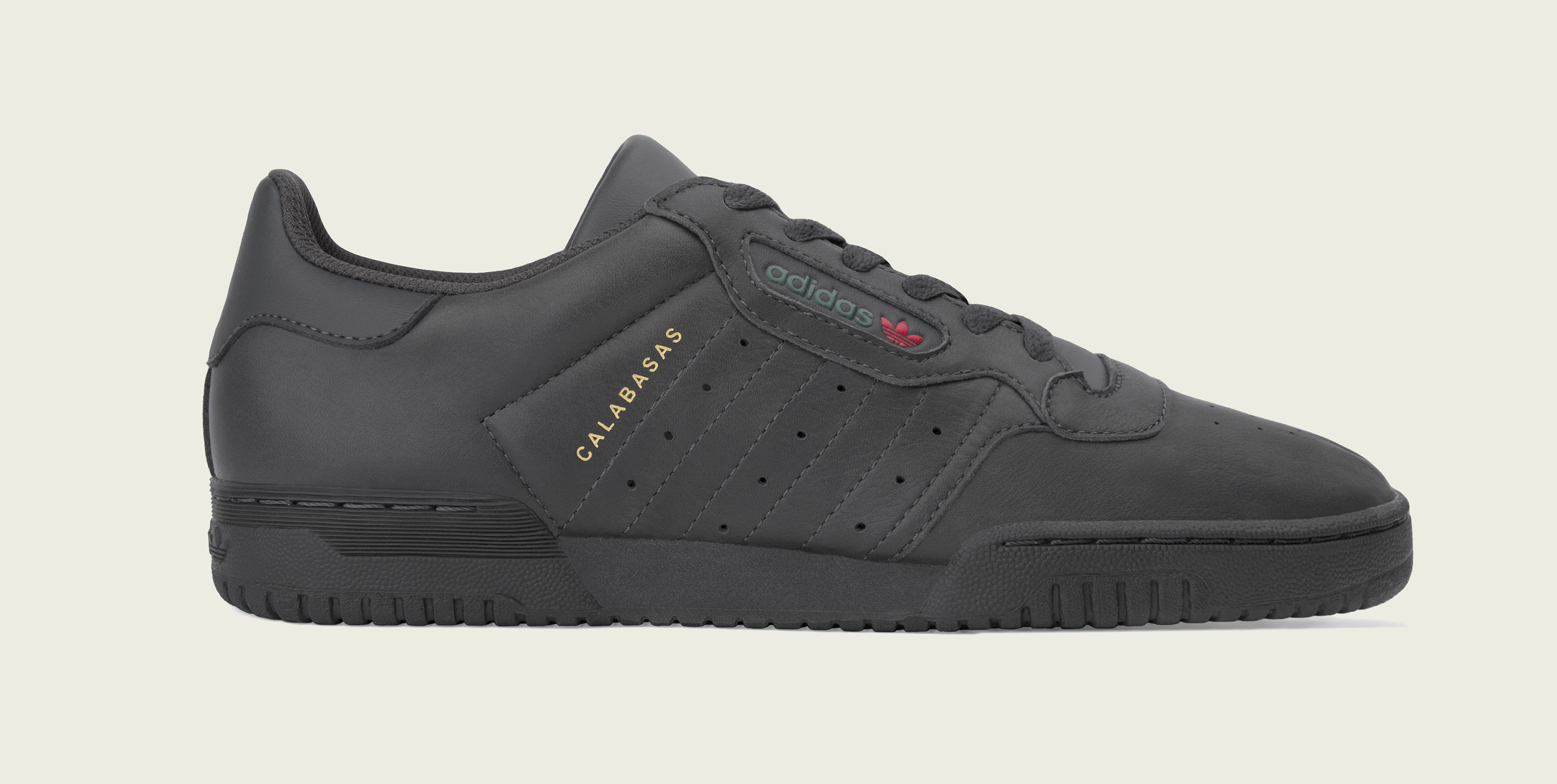 Кроссовки adidas + KANYE WEST YEEZY POWERPHASE Core Black
