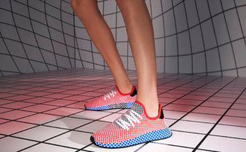 кроссовки ADIDAS ORIGINALS DEERUPT