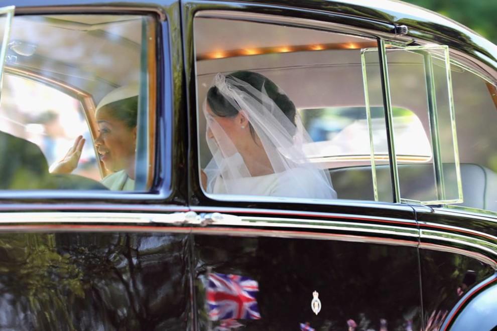 венчанье принц гарри и меган маркл