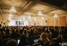 24 октября 2018 года состоится третья Fashion & Business конференция Vogue UA
