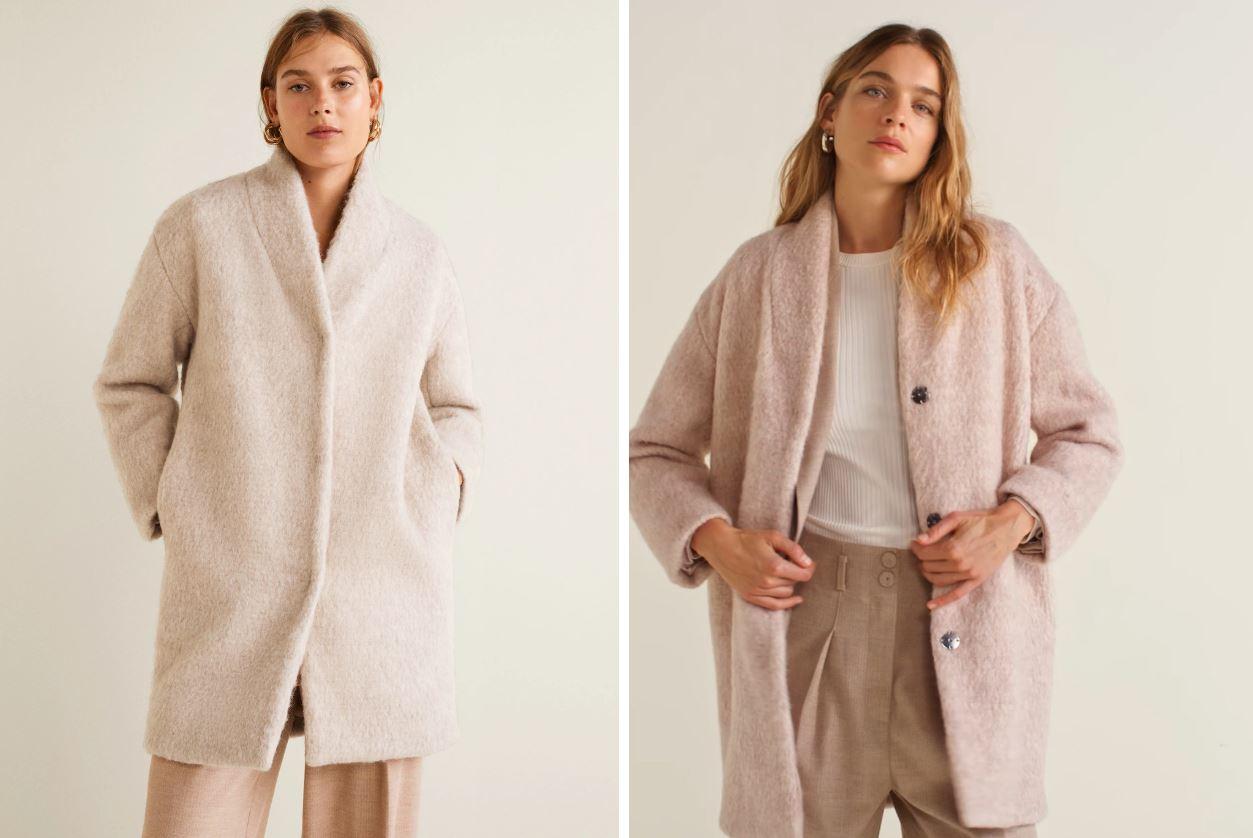 меховые пальто - тренды пальто зима весна 2019, модные женские пальто