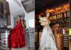 """Luxury bridal store NOVIAS совместно с блогером Алиной Френдий создали спецпроект """"Роскошные будни"""","""