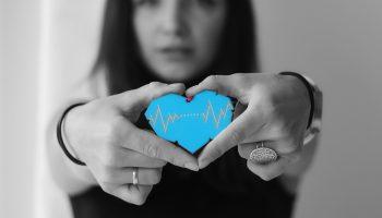 Сердечки помощи от Philips и Виктории Гресь