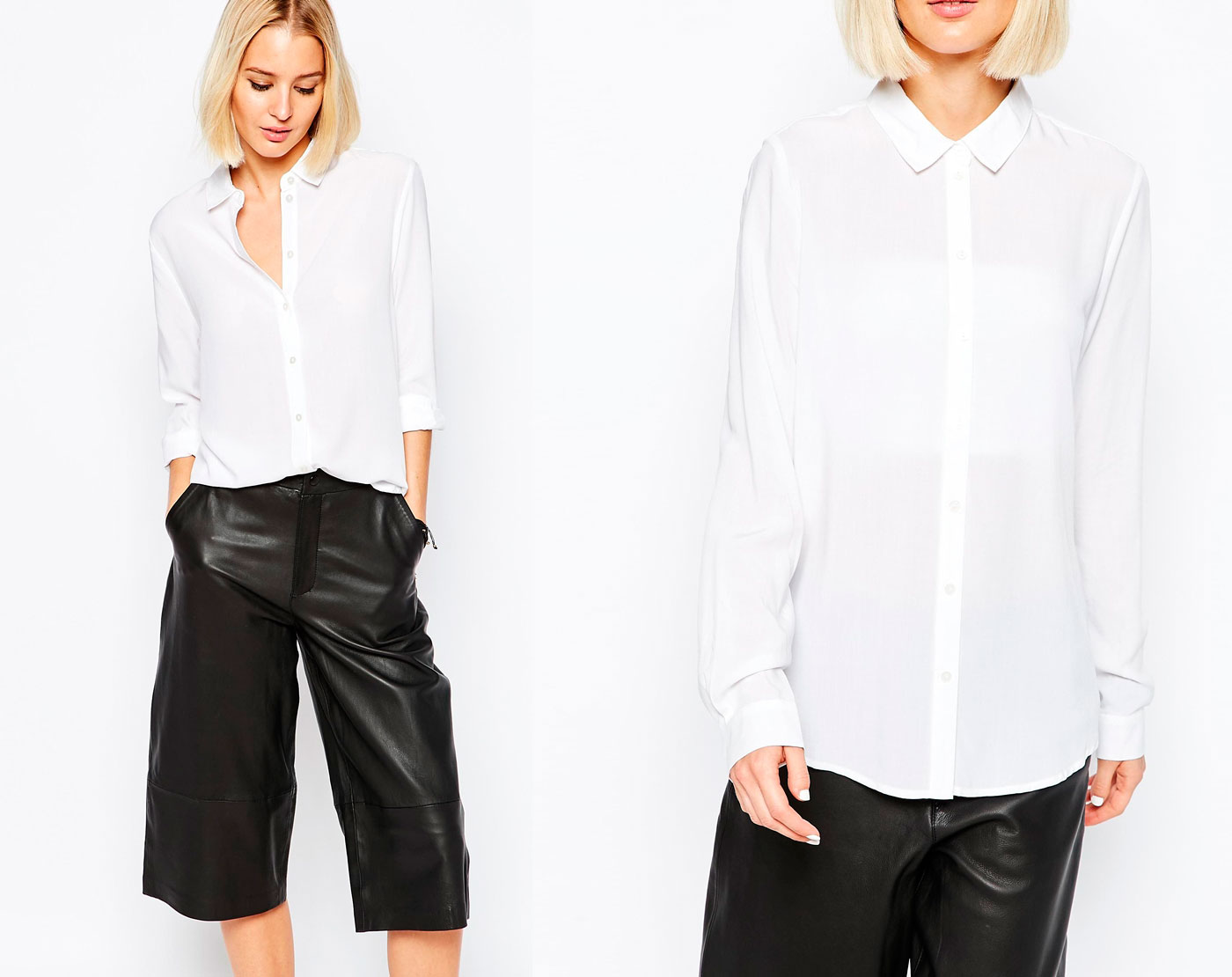 Oversize-рубашка, Selected Pacia