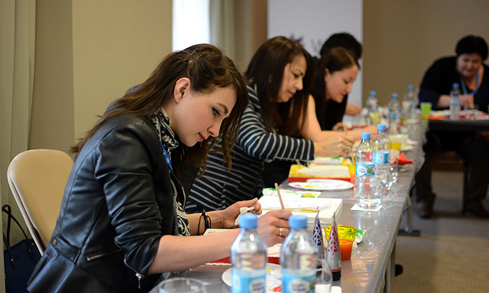 Dell Wise Ukraine Ladies Business Club