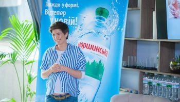 """Зачем пить больше воды, и как это делать – советы от """"Моршинской"""" и Аниты Луценко"""