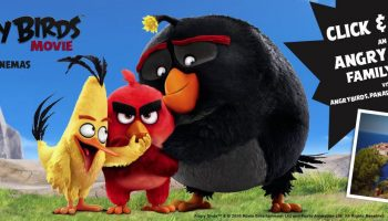 Орлу все по крылу: Angry Birds в кино