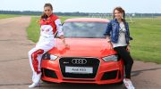 Audi Sport RS – авто с мощностью самолета. Мои ощущения