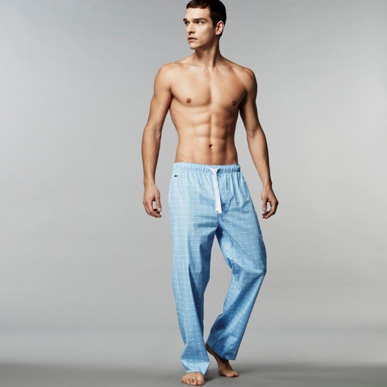 Пижамные брюки LACOSTE