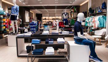 Lacoste представила коллекцию мужского белья