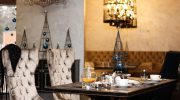 #ресторанMozart: italian pasta & Grand Admiral view
