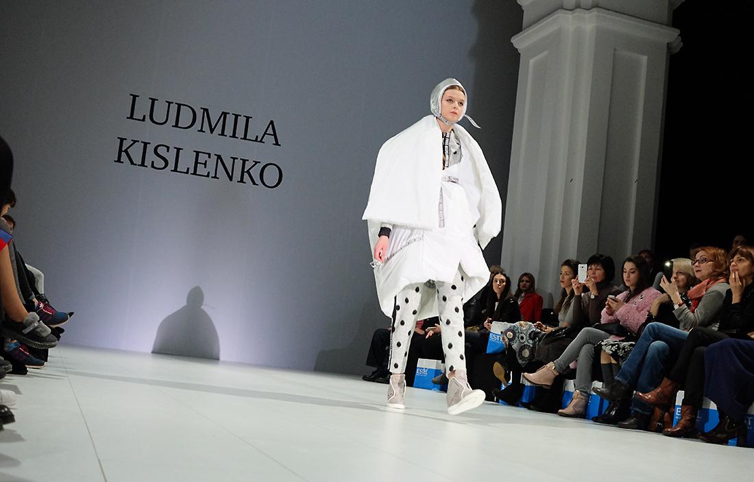 Ludmila Kislenko FW 17/18, Людмила Кисленко осень-зима 2017-18