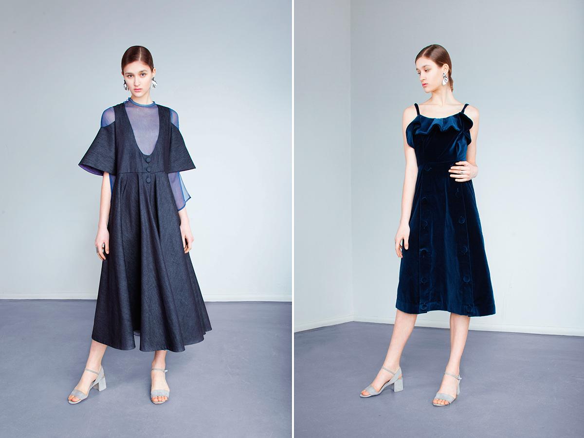 новой коллекции You Can (F-W 17/18) от молодого бренда Nastasia KLIMT