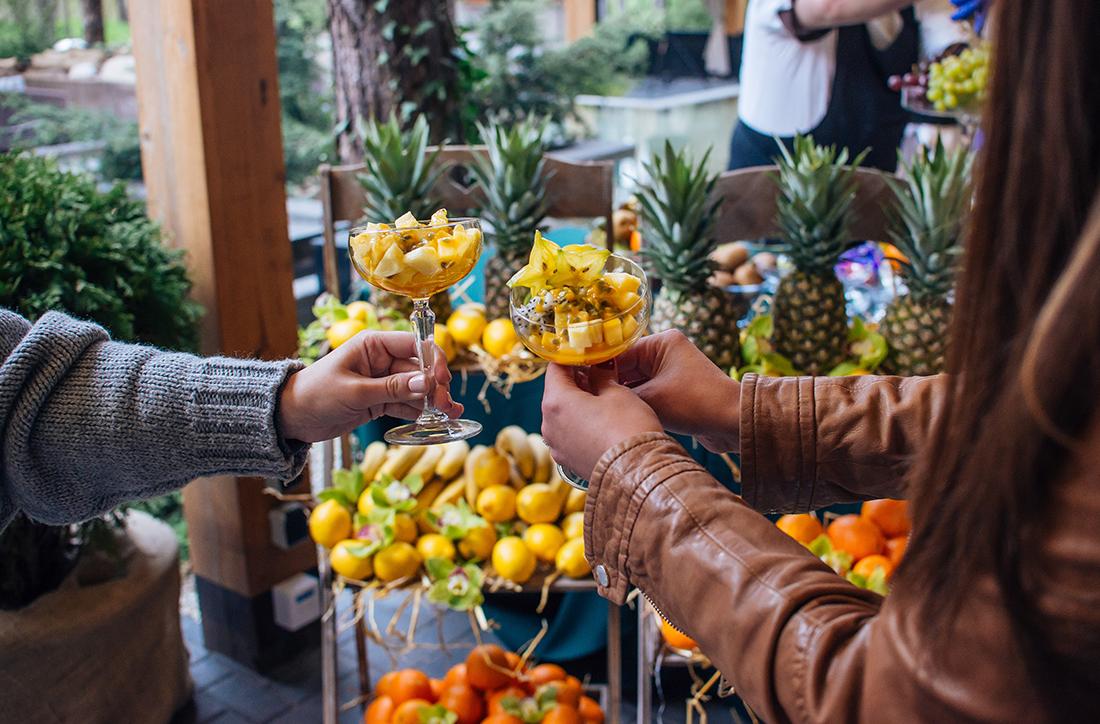 #новыйFructis с активным концентратом фруктов и настроением тропиков