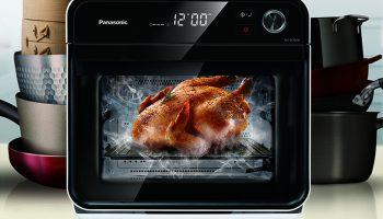 Все в одном: паровая конвекционная печь от Panasonic