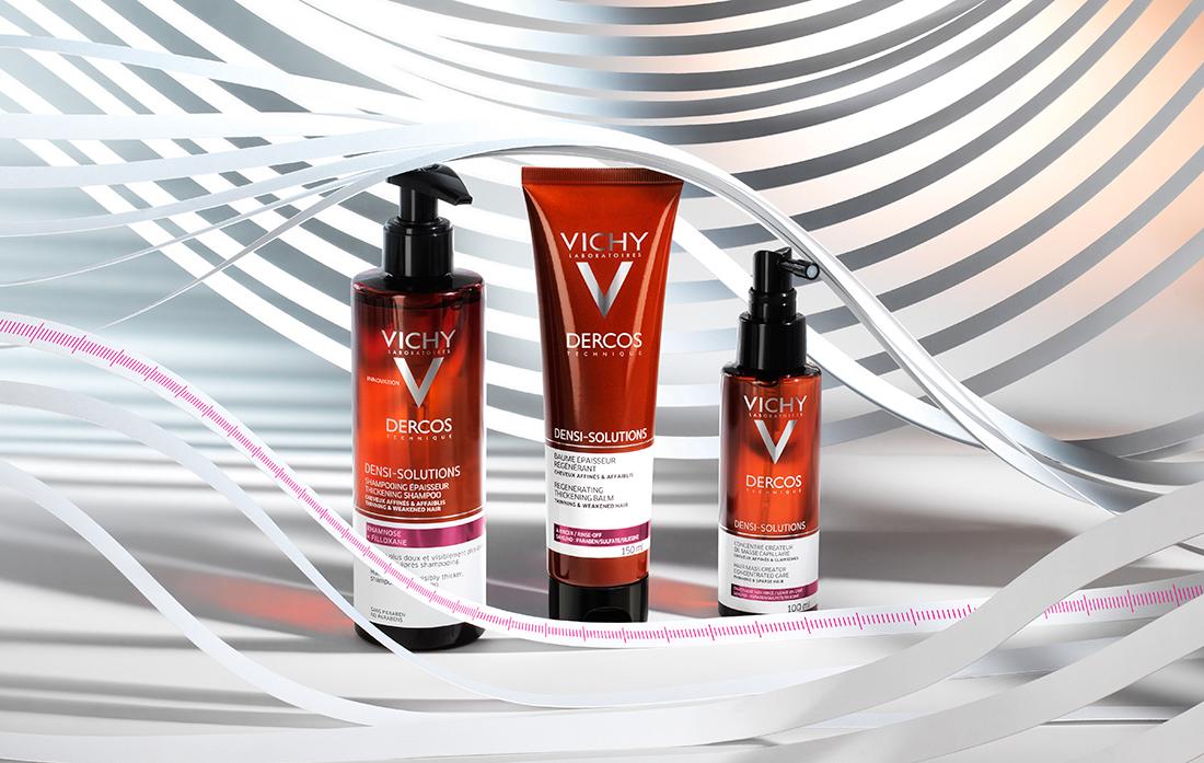 Dercos Densi-Solutions от Vichy для густоты волос