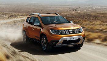 Кроссовер Renault Duster получил кардинально новый дизайн