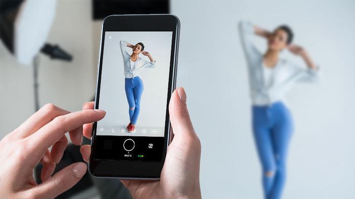 современных как фотографировать на айфон если нет места стоит при съемках
