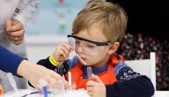 Обучающая лаборатория для детей BASFKids'Lab – теперь в Украине!