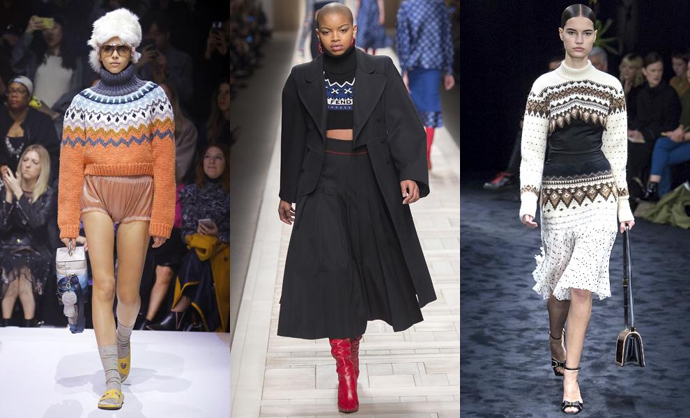 Тренды зима 2018: что носить зимой? Фото