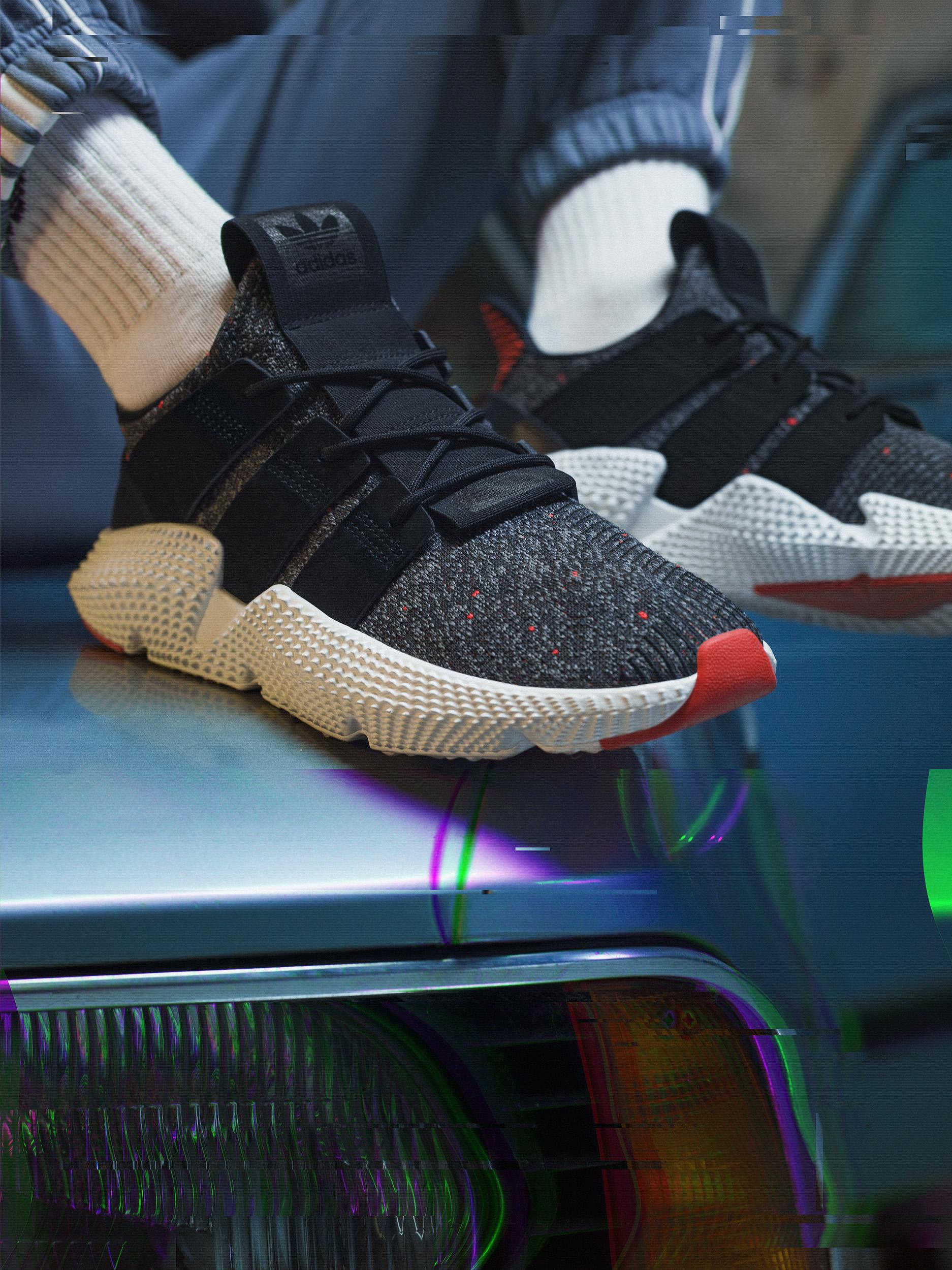 adidas Originals представляет новый силуэт Prophere «Твоя территория»